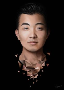 Carl pei - OnePlus co-founder by ReirasArtistry