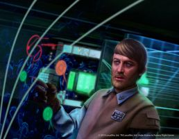 General Crix Madine by Thaldir