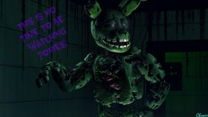 Spring the Savage (SFM) by Chowie333