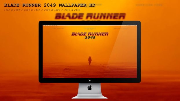 Blade Runner 2049 Wallpaper HD by BeAware8