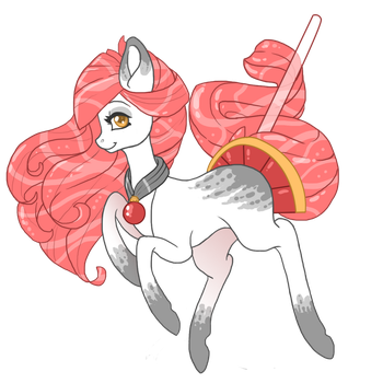 Cocktailcolt Advent: Bauble by AlimareEmpire