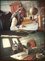 PotC: Why is the rum always gone? by essie-morbide