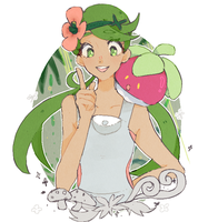 [pkmn] mallow and bounsweet
