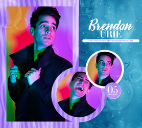Photopack 26060 - Brendon Urie by southsidepngs