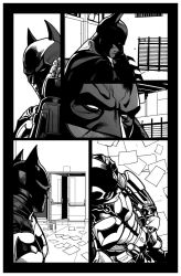 Batman: Arkham Origins Week 7 Page 123 by druje