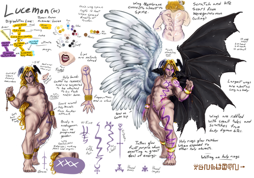 Lucemon Reference 2 by Excellency-Shinigami