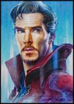 Stephen Strange by DavidDeb