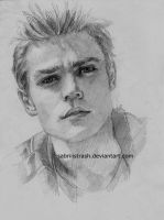 Paul Wesley / Stephan Salvatore by Sabriiistrash