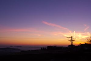 Electric Clouds by mprangenberg