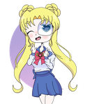 Usagi-chan by DreamyQueen55