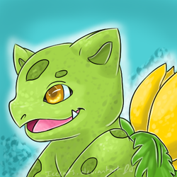 Shiny Ivysaur Icon by Icecats