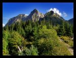 Giewont. by rumun