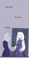 UT: This isn't sad at all by Echoheartx