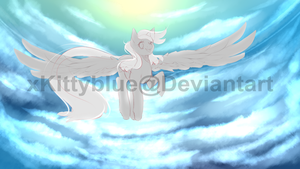 Above the Clouds  CLOSED by xKittyblue