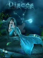 Pisces by EnchantedWhispersArt