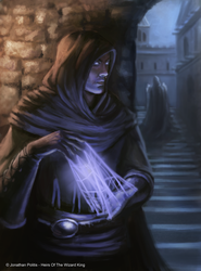[CM] Heirs Of The Wizard King - Indigo Leader by bearcub