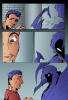 Exorcist page 6 colors by Lance-Danger