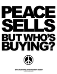 Peace Sells, But Who's Buying by luvataciousskull