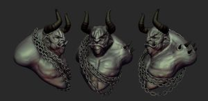 Demon Lord again by maxew