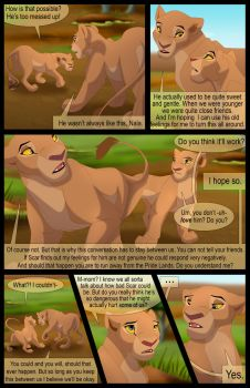 Scar's Reign: Chapter 2: Page 11 by albinoraven666fanart