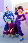 MORIOH BOYS - JJBA by Mostflogged