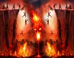Welcome To Hell by Tyger-graphics