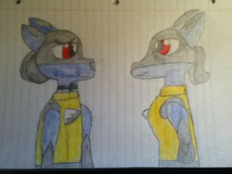 Sheldon and Lydia by Cole-the-Riolu