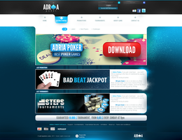 Adria poker by Bob-Project