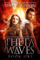 Theta Waves 1 -- Ebook Cover by FrostAlexis