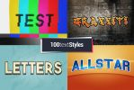 Photoshop Text Effects Pack by mkrukowski