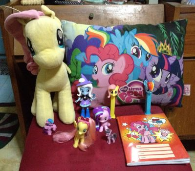 My MLP collection (updated) by DON2602