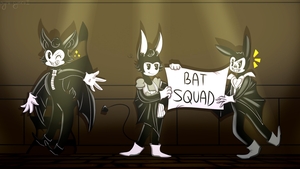 Bat Squad by Fatiscente