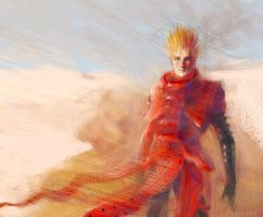 Vash the Stampede by Neddea