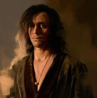 Adam - Only lovers left alive by WisesnailArt