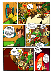 Precious Metal Issue 3, Page 33 by animatrix1490