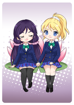 Nozoeli - Garden of Glass by Kiki-Myaki