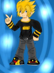 GoldSolace by TheNotTaeSeries