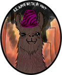 Llama 233 by blood-from-a-devil