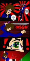 Comic 10 - The Battle by Mr-Page
