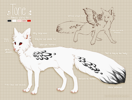 [OC] Tone Reference Sheet [September 2018] by kavlri