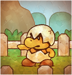 Paper Mario 64: I'll Be Back by Louivi