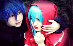 Vocaloid - Red Riding Hood. by Kaitolicious