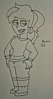 Rachel by Ashartz123