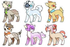 OTA canine adopts - CLOSED by OakAdopts