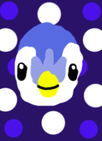 Piplup by ShadowButterflyPenta