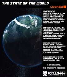 MYRIAD: The State of the World - Compendium Entry by VexVersion