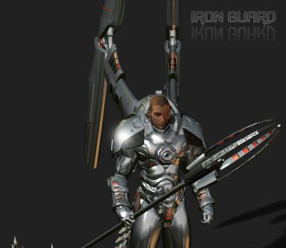 The Iron Guard 4 by blackzig