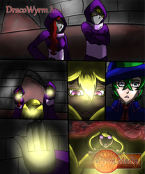 SR:MT Chapter 2: Cultist Scene 1 by AxisofDestruction