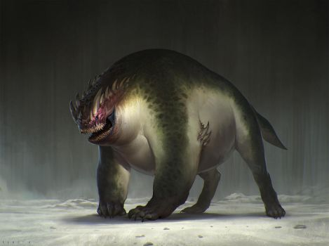 Creature by SaeedRamez