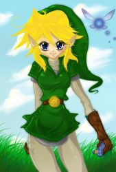 Don't call me Zelda... by VMa3